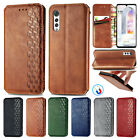 For Lg Velvet 4g/5g Luxury Leather Magnetic Flip Wallet Stand Phone Case Cover