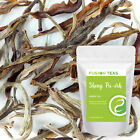 Sheng (Raw) Pu-erh Green Tea - Organic Chinese Loose Leaf - Fusion Teas