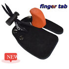 Archery Finger Hand Guard Tab Right Hand Protective Gear Bow Shooting Outdoor