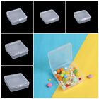 Packing Boxes Small Items Case Transparent Storage Box Jewelry Beads Container