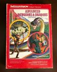 ADVANCED DUNGEONS & DRAGONS CARTRIDGE for Intellivision from Mattel Electronics