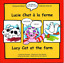 Lucy Cat at the Farm: Lucie Chat a La Ferme (Lucy Cat), Catherine Bruzzone, Used
