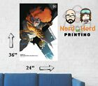 Batgirl #33 Variant Cover Wall Poster Multiple Sizes 11x17-24x36
