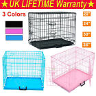 Dog Cage Puppy Crates Small Medium Extra Large Pet Carrier Training Home Cages