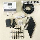 15m Plant Automatic Drip Irrigation System Kit Timer Self Watering Garden