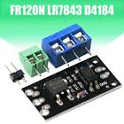 Fr120n Lr7843 D4184 Isolated Mosfet Mos Tube Module Replacement Relay Board