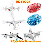 Mini RC Drone With HD Camera Selfie Quadcopter Altitude 2020 New Xmas Gifts UK
