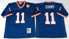 Vintage New York Giants Throwback Replica Jersey Stitched 11 53 56 58 89
