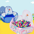 Foldable Kids Ocean Ball Pit Pool Game Playing Baby Colorful Tent Outdoor Indoor