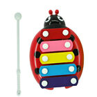 5 Notes Glockenspiel Xylophone Kids Preschool Percussion Party Play Toys