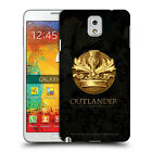 OFFICIAL OUTLANDER SEALS AND ICONS HARD BACK CASE FOR SAMSUNG PHONES 2