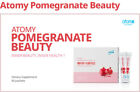 Atomy Toothpaste, Toothbrush, Travel Set, Finezyme, Pomegranate Beauty, HemoHim