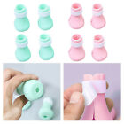 4PCS Anti-Scratch Cat Foot Shoes Silicone Pet Grooming Scratching Restraint