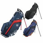 2019 Wilson Staff Feather Stand Bag Red/White/White NEW