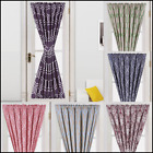 NEW Designs Blackout Window Curtain French Door Panel 55