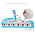 Kid's Piano Keyboard Cute Toy 31-key Electronic Toy With Microphone (No Battery)
