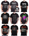 Official Ramones T Shirt Seal band logo Hey Ho lets go bowery...