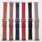 New Leather Watch Band Compatible with iWatch 42mm 44mm iWatch Series 5,Series 4