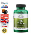 SWANSON FULL SPECTRUM MILK THISTLE 500MG 100 CAPSULES LIVER HEALTH DETOX SUPPORT