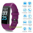 Fitness Smart Watch Activity Tracker Heart Rate Women Men Health For IOS Android