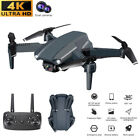 FPV Wifi RC Drone Wide Angle 4K Camera Foldable Quadcopter Selfie 2 Battery Gift