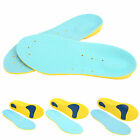 2Pair Foot Support Insoles Sport Breathable Elastic Shoe Pad Running Shoe Insert