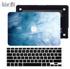 Laptop Accessories Rubberized Hard shell Case For Macbook Air Pro 11 12 13 15 16