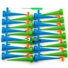 24~120X Automatic Self Watering Spikes System Garden Home Plant Pot Waterer Tool