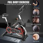 Exercise-Bike Indoor Cycling Bicycle Stationary-LCD Display Home Cardio-Gym-USA 