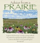 Advice From a Prairie T-Shirt Wildflowers Nature NWT
