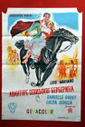 ADVENTURE OF BARBER FRENCH LUIS MARIANO 1953 SEVILLA CYRILLIC EXYU MOVIE POSTER