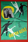 BEHAVE YOURSELF! SHELLEY WINTERS 1951 FARLEY GRANGER RARE EXYU MOVIE POSTER