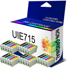 25 Printer Ink For UIE-T0711-T0714 C13T07154010