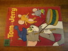 TOM AND JERRY #174 1959 DELL COMIC, cooler than usual daisy toy ad on back