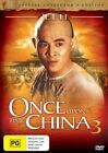 Once Upon Time In China 3 - (Collectors Edtion) DVD NEW - Jet Li