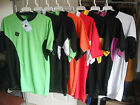 SubSeventy Mock Turtle Neck Base Golf Tee Shirt - Various Colours & Sizes - BNWT