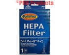 F2 HEPA Filter Style 3SFA11500X Dirt Devil Upright Vacuum Cleaner Model Dynamite