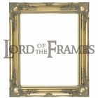 "3"" Gold Shabby Chic Decorative Ornate Wood Swept Large Picture Frame 24x36"""