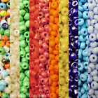 #8/0 - Opaque Glass Seed Beads - 40 grams per Bag - Buy 3 bags get 2 FREE