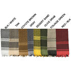ALL COLORS Light weight Shemagh Face Veil Desert Arab Scarf - FREE SHIPPING