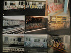 1000 NYC SUBWAY WALLS GRAFFITI GRAFITTI KRYLON PHOTOS PICTURES