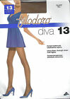 Italian Filodoro Diva 13 Pantyhose/Tights. Ultra-Sheer. Matt. All Sizes/Colors