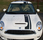 "8"" offset stripes graphics decals fit ANY YR Mini Cooper Countryman Clubman S"