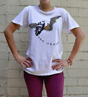 MARC JACOBS Bat Out of Hell T-Shirt White S M L NWT