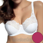 Panache Superbra Lingerie Melody Full Cup Bra Ruby 6055 NEW Select Size