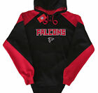 Atlanta Falcons NFL Standout Team Colors Pullover Hoodie Jersey-Adult Large-NWT