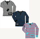 BRAND NEW BOYS / GIRLS NEXT STRIPED SLEEVED TOPS AGE 1-7 yrs
