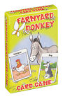 CHILDRENS KIDS CARD GAMES TRADITIONAL HAPPY FAMILIES JUNGLE SNAP FARMYARD DONKEY