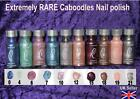 CABOODLES very RARE nail polish varnish discontinued THE ONLY ONES ON SALE ?