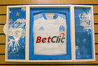 10/11 Olympique Marseille FC adults Techfit box set football shirt - S/M/L/XL
